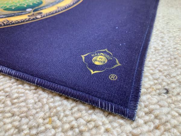 Teppich Harmonie im Ganzen® Kraft der Worte_Detail